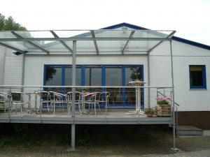 Bootshaus an der Piwipp