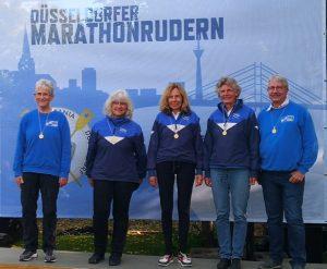 Düsseldorfer Rheinmarathon am 03.10.2020