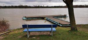 Die 2. Hochwasserwelle rollt auf uns zu...