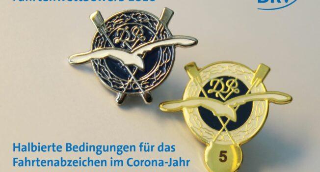 Halbierte Bedingungen für das Fahrtenabzeichen im Corona-Jahr 2020
